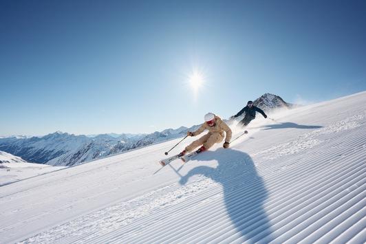Stubaier Gletscher startet Winterbetrieb am 8.10.