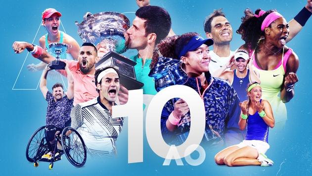 Tennis Australia und Discovery verlängern Australian-Open-Rechte um zehn Jahre bis 2031