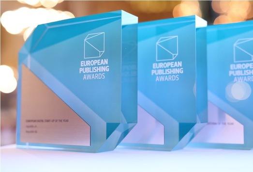 European Publishing Awards 2022 open for entries