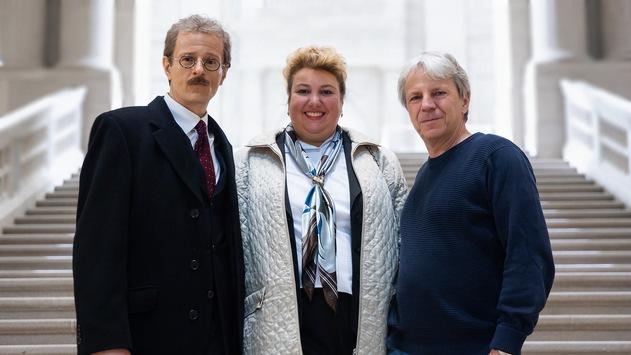 """Neues Projekt des """"Gundermann""""-Teams: Kinofilm über Rabiye Kurnaz mit Meltem Kaptan und Alexander Scheer"""