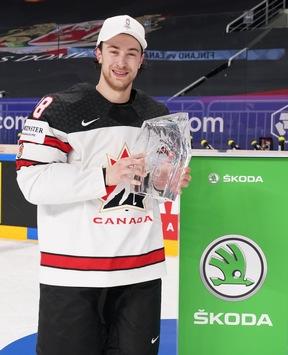 ŠKODA Design entwirft Trophäe für den ,Most Valuable Player' der IIHF Eishockey-WM 2021