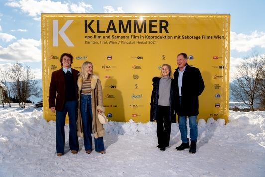 KLAMMER: Start einer einzigartigen Kinofilmproduktion