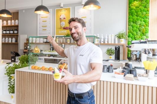 Erstes Fitness Superfood Café mit Fitness- und Abnehm-Garantie in Berlin von XBODY eröffnet