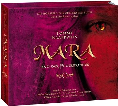 MARA Und Der Feuerbringer – hochkarätig besetztes Hörspiel von Bernd Das Brot-Erfinder