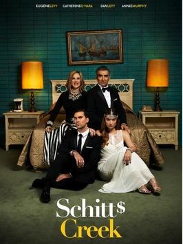 "Preisgekrönter Serienhit: ""Schitt's Creek"" ab 7. April auf Sky Comedy"