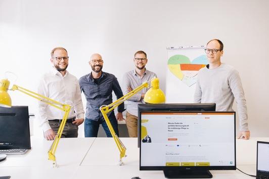 EIT-Health-gefördertes Start-up setzt sich durch / David gegen Goliath: Erstmals DIN-Standard für vorbildliche Seniorenbetreuung veröffentlicht