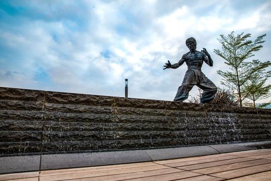 Gedenken an eine Legende: Auf Bruce Lees Spuren durch Hongkong