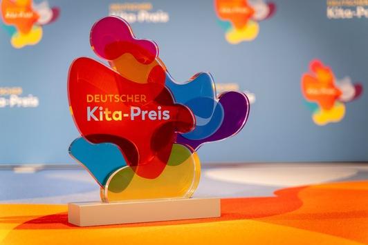 Im Finale beim Deutschen Kita-Preis 2021: Diese 20 Kitas und lokalen Bündnisse sind preisverdächtig