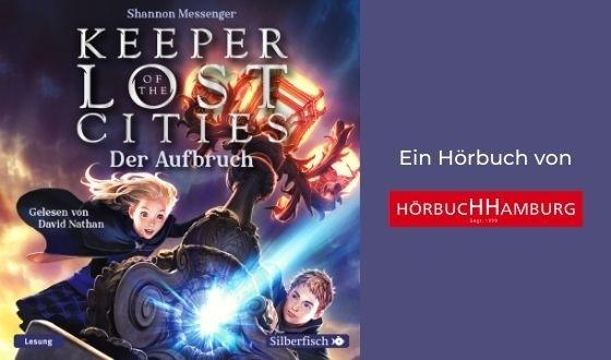 »Keeper of the Lost Cities«: Die neue epische Fantasy-Hörbuchserie beginnt