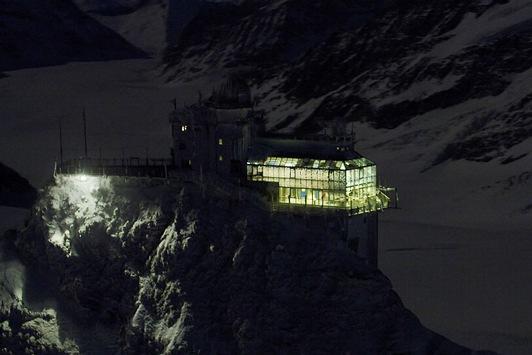 """3sat zeigt die dreiteilige Reihe """"Nacht in der Schweiz"""""""