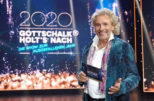 """""""2020 – Gottschalk holt's nach"""": Stars, Überraschungen, Emotionen"""
