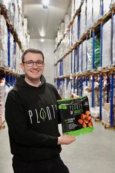 Veganes Fleisch Start-Up auf Wachstumskurs: / PLANTY OF MEAT launcht deutschlandweit in neuen Vertriebskanälen und punktet mit erweiterter Produktpalette und neuer Produktionsstätte in Österreich