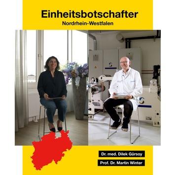 Einheitsbotschafter für Nordrhein-Westfalen