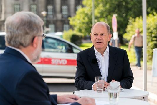Am 26. September werden die Karten neu gemischt / SoVD-Präsident Adolf Bauer im Gespräch mit Spitzenpolitiker*innen der demokratischen Parteien