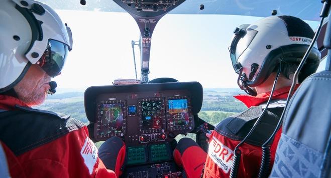 Der Traum vom Fliegen: Die DRF Luftrettung startet Ausbildungsprogramm für Berufshubschrauberpilot*innen