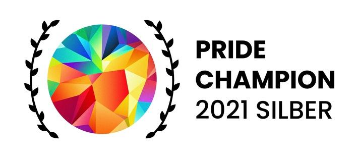 PRIDE Champion: Procter & Gamble für offene und wertschätzende Unternehmenskultur ausgezeichnet