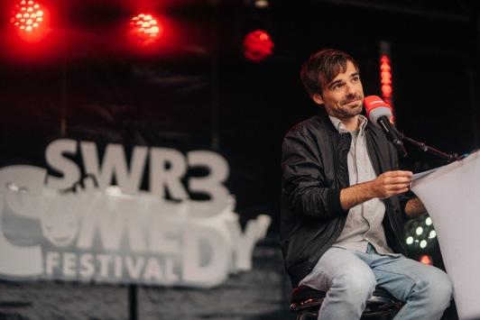 """SWR3 Comedy Festival"" 2021 startet in Bad Dürkheim"