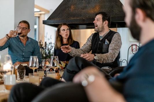Den Geschmack der Zukunft erleben / Transdisziplinäre Food-Bewegung 'LaFuga' veranstaltet viertägigen Summit im Herzen der Südtiroler Alpen – Perspektivenwechsel garantiert