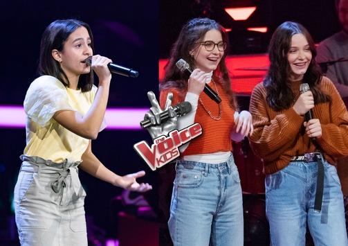 """#VoiceKids gibt den Ton an! Die neunte Staffel feiert im TV und auf Social Media Erfolge / Das große """"The Voice Kids""""-Finalwochenende steigt am 24. & 25. April in SAT.1"""