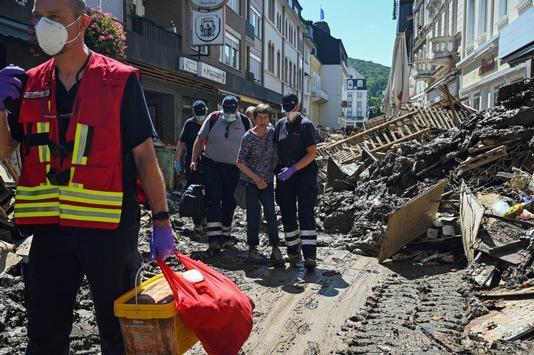 """Hochwasser Deutschland: Nie da gewesene Spendenbereitschaft für die Betroffenen / Drei Monate nach der Katastrophe zieht das Bündnis """"Aktion Deutschland Hilft"""" eine erste Bilanz"""
