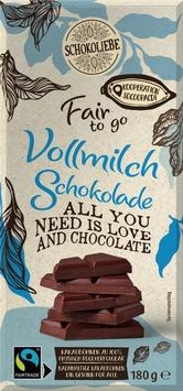 Verantwortung, die schmeckt: Fair-to-go-Tafelschokolade jetzt neu bei Netto Marken-Discount