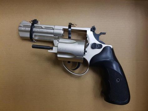 BPOL NRW: Im Hosenbund – Bundespolizei stellt Revolver am Nordausgang sicher