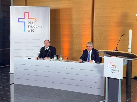 Online-Konferenz des Synodalen Weges beendet