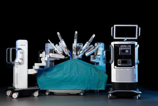 Neues Medtronic System für roboterassistierte Chirurgie: erfolgreicher Technologietransfer am Entwicklungsstandort Deutschland/ Das Hugo(TM) RAS-System basiert auf einer DLR-Technologie