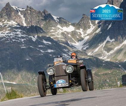 23. Silvretta Classic Rallye Montafon kann am ersten Juli-Wochenende in Vorarlberg starten