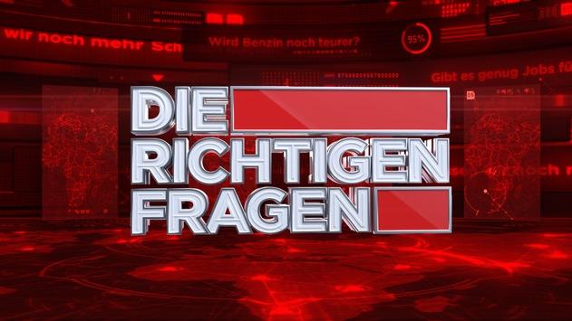 BILD TV-Programm-News: Live-Talk DIE RICHTIGEN FRAGEN am Sonntag, 5. 9. 2021, 21:45 Thema: Noch drei Wochen. Ist die Wahl schon entschieden? Gäste Wolfgang Kubicki (FDP) und Alexander Dobrindt (CSU)
