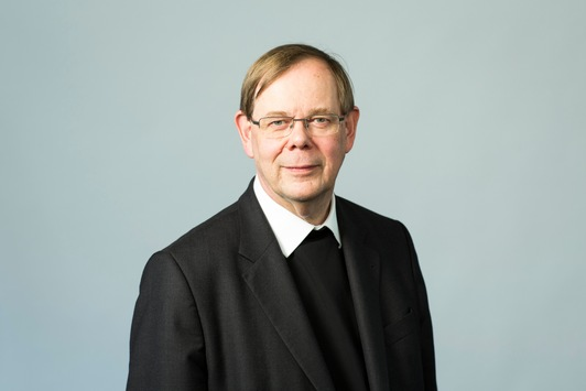 Pater Dr. Hans Langendörfer SJ geht in den Ruhestand