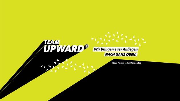 Team UPWARD – Neues Youtube-Format des ARD-Mittagsmagazins gestartet