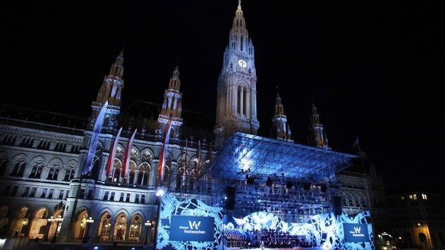 70 Jahre Wiener Festwochen: Das Eröffnungskonzert live in 3sat