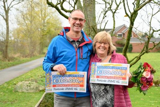 Lotterie-Glück an der Nordseeküste: Nordfriesische Nachbarschaft gewinnt 1,2 Mio. Euro