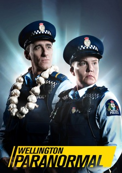 "Die neuseeländische Comedyserie ""Wellington Paranormal"" im Oktober bei Sky"