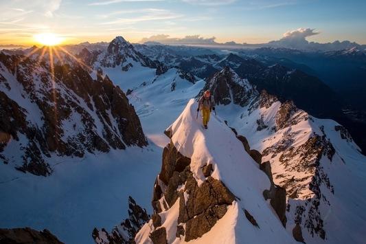 """3sat zeigt Kinofassung des australischen Dokumentarfilms """"Mountain"""""""