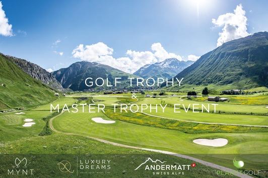 Guter Schlag! Lifestyle Company begeistert mit internationaler Golf Trophy & Master Trophy Event Serie