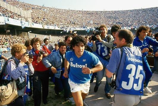 """""""Diego Maradona"""" Deutschlandpremiere: Rebell, Held, Gott: Die argentinische Fußballlegende bei GEO Television / Preview im Media Hub"""