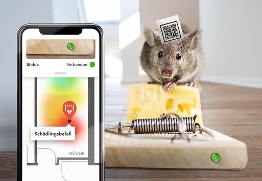 Juconn geht auf Mäusejagd im IoT / Green Pest Control in der Industrie