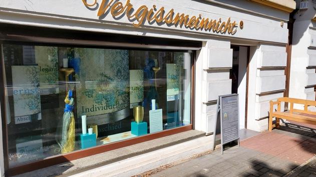 Vergissmeinnicht Abschied & Bestattung – Am Ende der Reise gut ankommen / Der Bestatter für den besonderen Abschied und Spezialist für Seebestattungen.