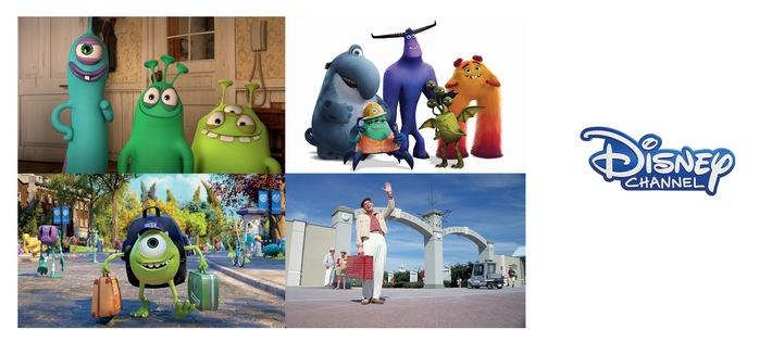 Liebgewonnene Klassiker und Animationsfilme über Monster & Aliens / Die Primetime im September im Disney Channel