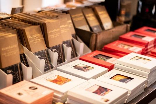 Schokolade der Manufaktur Kilian & Close online kaufen – exotische und ausgefallene Produkte aus der Schokoladenwelt, die jedes Schlemmer-Herz höher schlagen lassen