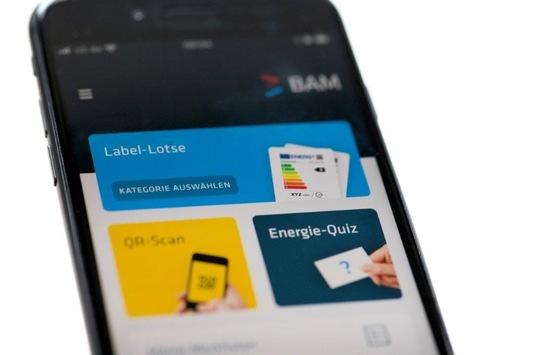 BAM präsentiert App zum Start des neuen EU-Energielabels