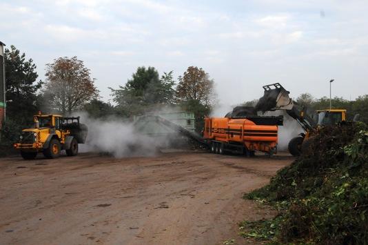 Bioabfälle: Damit es Anrainern nicht stinkt