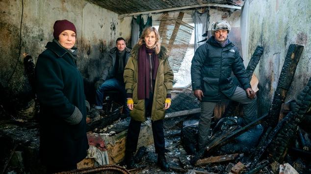 """Drehstart für zwei neue Folgen von """"Der Usedom-Krimi"""" mit Katrin Sass, Rikke Lylloff und Till Firit"""
