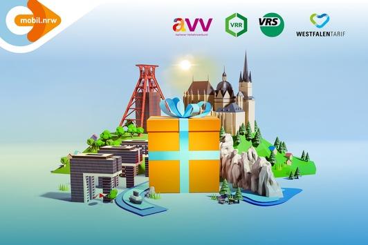 Dankeschön an alle Ticket-Abonnent*innen: Freie Fahrt in ganz NRW in den Sommerferien