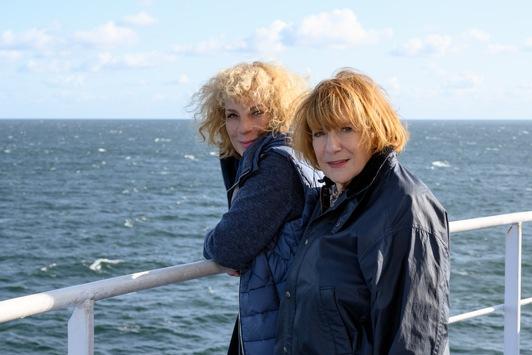 """Im ZDF: Drama """"Zurück ans Meer"""" mit Hannelore und Nina Hoger"""