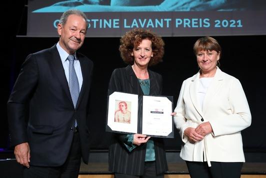 Maja Haderlap mit Lavant-Preis ausgezeichnet
