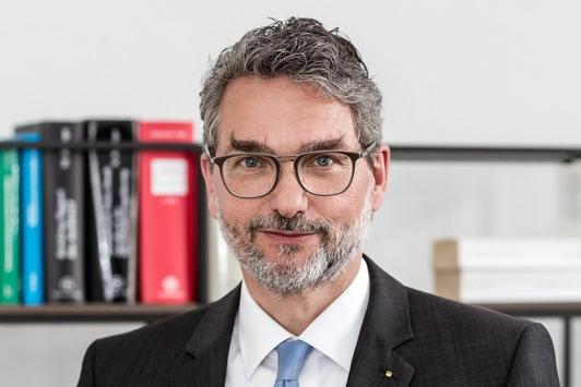 Neuer Generalsyndikus bestellt / Jürgen Verheul wird oberster Jurist im ADAC e.V.