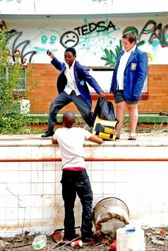 """Südafrikanische Serie """"Hopeville"""" / Web Only ab 17. September in der ARTE-Mediathek"""
